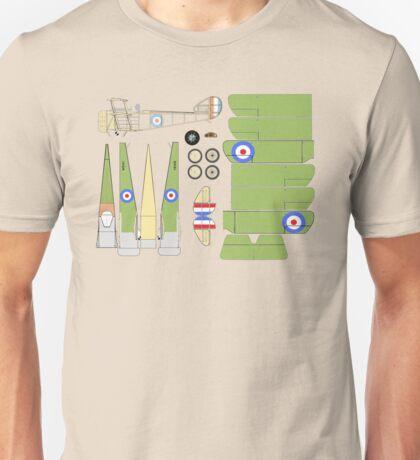 Sopwith Triplane Unisex T-Shirt