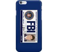 Dean's FBI Badge iPhone Case/Skin