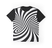 Optical Illusions Graphic T-Shirt