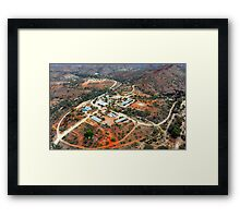 Arkaroola Village Flinders- Ranges SA. Framed Print