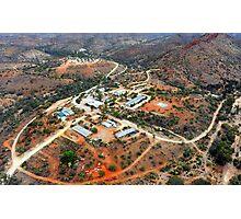 Arkaroola Village Flinders- Ranges SA. Photographic Print