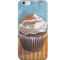 Summertime Yellow Cupcake iPhone Case/Skin
