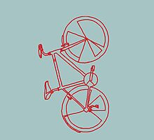 The Bicycle Was A Good Invention by Tamsin George