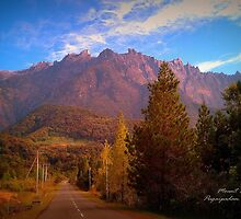 Mount Kinabalu World Heritage Site by mubadalashan