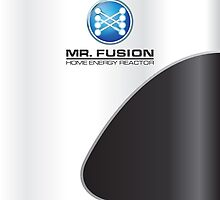 Mr. Fusion by Jon Kolton