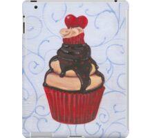 Valentine's Day Cupcake iPad Case/Skin