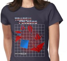 Transfolders Womens Fitted T-Shirt