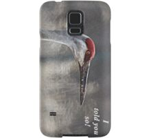 I told you so! Samsung Galaxy Case/Skin