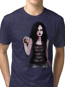 Mixed Drinks About Feelings Tri-blend T-Shirt