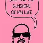 Stevie Wonderful 'Sunshine' Card by Socialfabrik