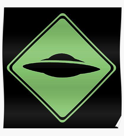 X-Files - UFO Poster