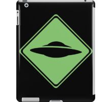 X-Files - UFO iPad Case/Skin