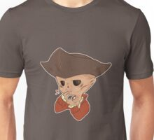 Scheming Ghoul Unisex T-Shirt
