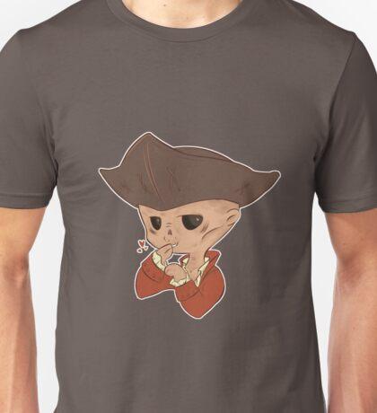 Scheming Ghoul Unisex T-Shirt