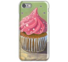 Russian Pink Cupcake iPhone Case/Skin