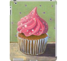 Russian Pink Cupcake iPad Case/Skin