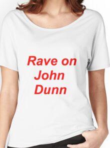 John Dunn Women's Relaxed Fit T-Shirt