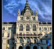 Rathaus by Daniel Gudmundsson