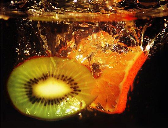 Fruit Plask by Daniel Gudmundsson