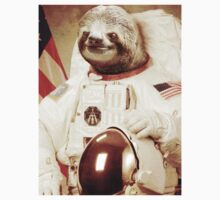 Astronaut Sloth Kids Clothes