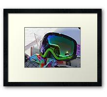 Puy St. Vincent, France * Framed Print