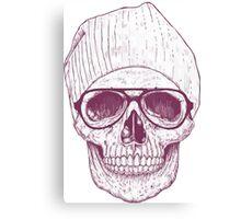 Cool Skull Canvas Print