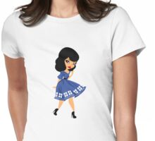 Bride's Companion A Womens Fitted T-Shirt