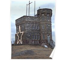 Cabot Tower Poster
