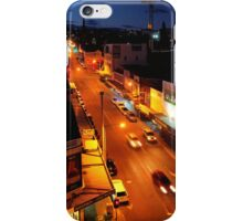 evening, elizabeth street (hobart) iPhone Case/Skin