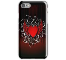 Wings of Love iPhone Case/Skin