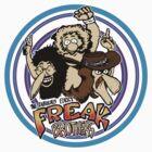 Freak Brothers! by jeastphoto