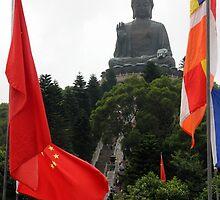 Tian Tan Buddah by Camilla