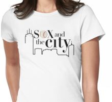 Sox and the City Womens Fitted T-Shirt