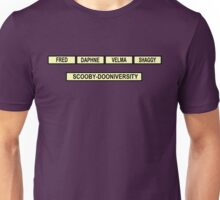 University Challenge: Scooby-Doo Edition Unisex T-Shirt