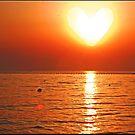 Heart Sun by studenna