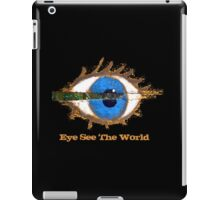 Eye Pad case iPad Case/Skin