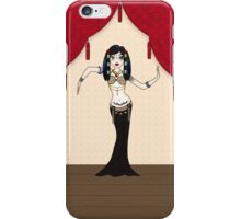 Gothic Tribal Fusion Bellydancer iPhone Case/Skin
