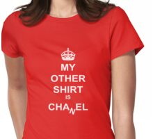My Other Shirt Womens Fitted T-Shirt