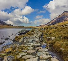 Pathway To Heaven by Ian Mitchell