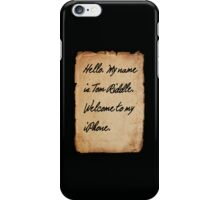 Harry Potter Iphone Case iPhone Case/Skin