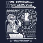 Vintage Mr. Fusion Ad (Circa 2060) by Punksthetic