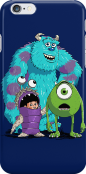Monsters, Inc. by Justin Overholt