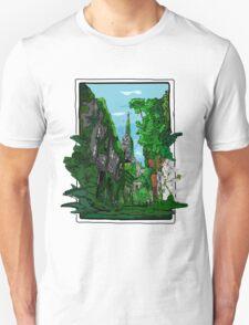 Jungle of Vienna Unisex T-Shirt