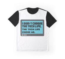 Tech life - 2 Graphic T-Shirt