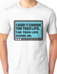 Tech life - 2 Unisex T-Shirt