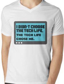 Tech life - 2 Mens V-Neck T-Shirt