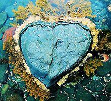 """""""Heart Stone"""" by Justin Lawson by Rob Chiarolli"""