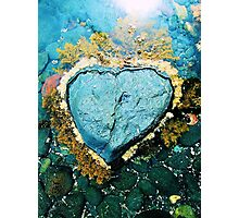 """""""Heart Stone"""" by Justin Lawson Photographic Print"""