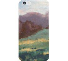 Purple Trees iPhone Case/Skin