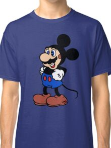Super Mickey Brother Classic T-Shirt